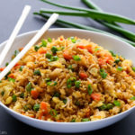 Easy Chinese Fried Rice Recipe | EverydayEasyEats.com
