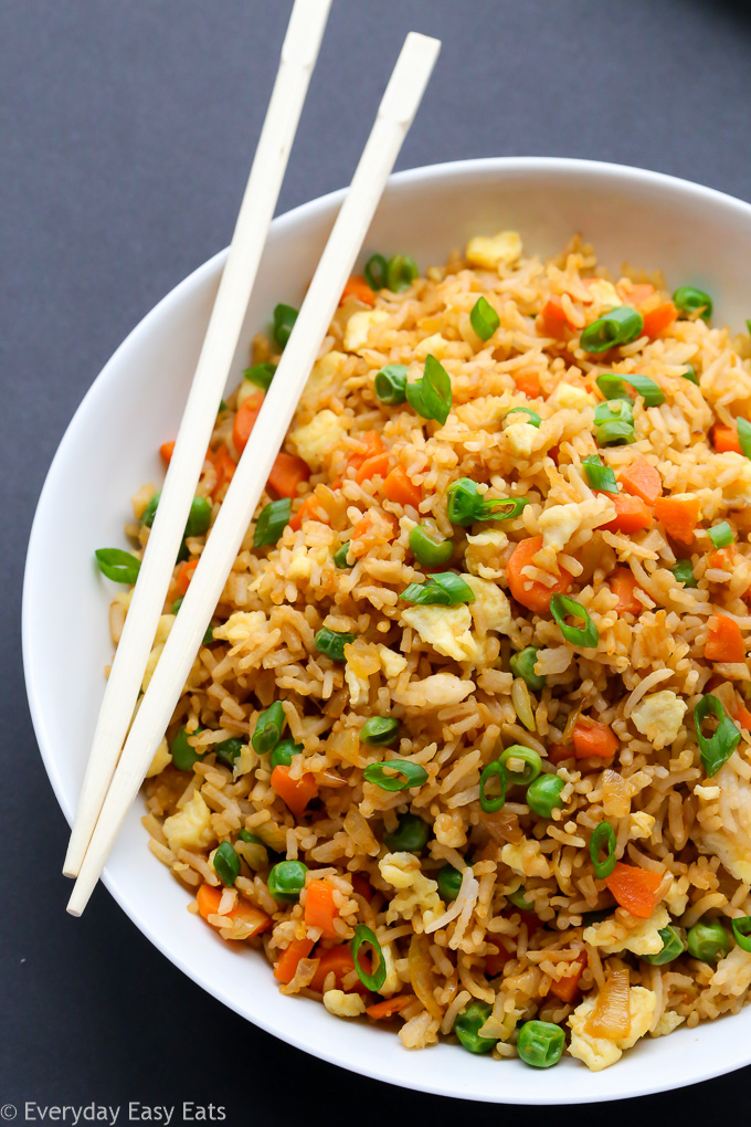 Chinese Fried Rice | Everyday Easy Eats