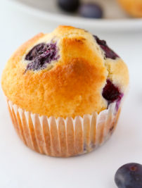 Best-Ever Blueberry Muffins