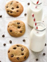 Best-Ever Soft and Chewy Chocolate Chip Cookies