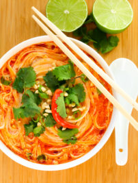 Thai Spicy Noodle Soup