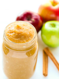 Unsweetened Applesauce (Whole30, Vegan, Paleo)