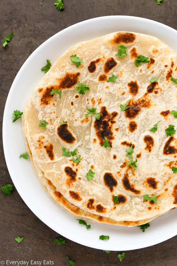 Pita Bread Recipe No Yeast