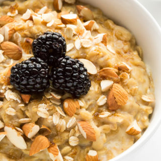 The Best Brown Sugar Oatmeal (Easy 15-Minute Recipe)