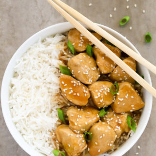 Easy Teriyaki Chicken | Recipe at EverydayEasyEats.com