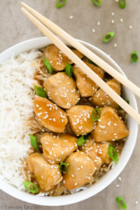 Easy Teriyaki Chicken | Recipe at EverydayEasyEats.com
