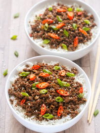Bulgogi Ground Beef (Quick & Easy Korean Beef)