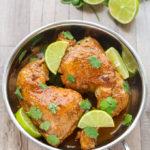 Easy Honey Lime Chicken Recipe | EverydayEasyEats.com