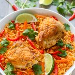 Thai Spicy Chicken and Rice | Recipe at EverydayEasyEats.com