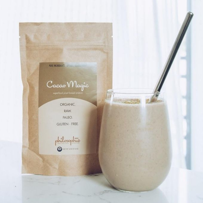 The Best Healthy, Affordable Smoothie Delivery Services: Philosophie Powder and Smoothie