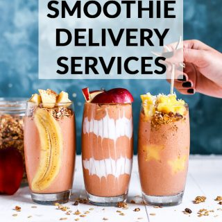 The 6 Best Healthy Smoothie Delivery Services in 2021