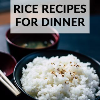 8 Easy Asian Rice Recipes for Dinner