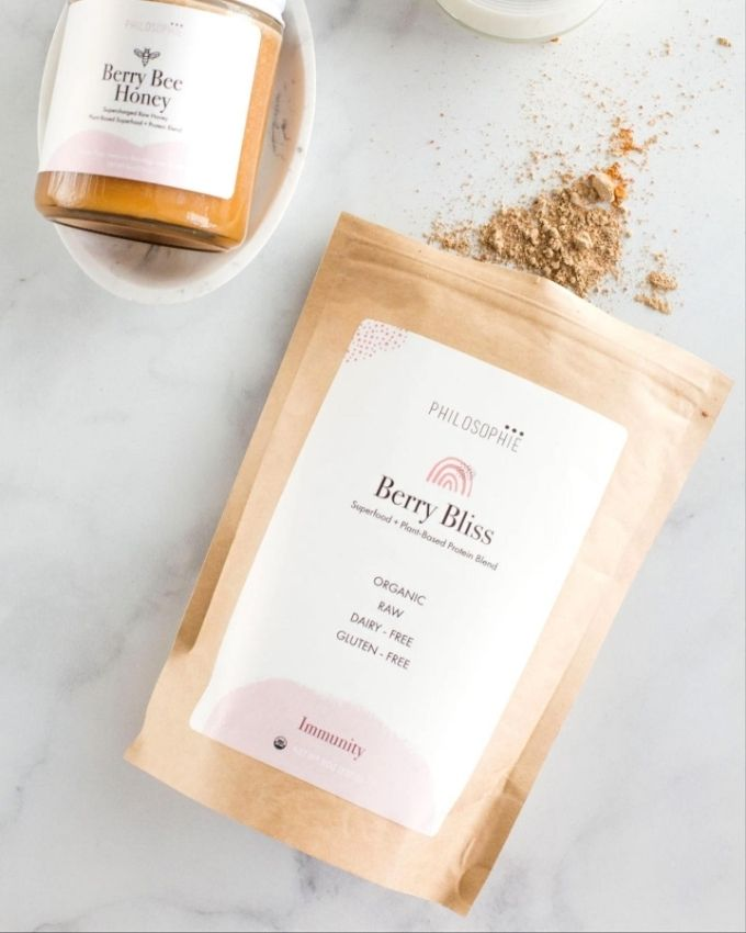 The Best Protein Shake Delivery Services Online: Philosophie Superfood + Protein Blend