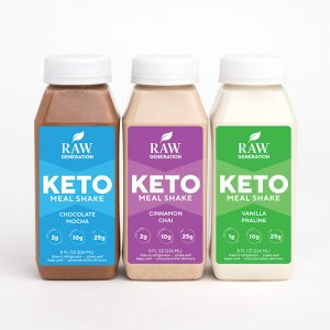 The Best Protein Shake Delivery Services Online: Raw Generation