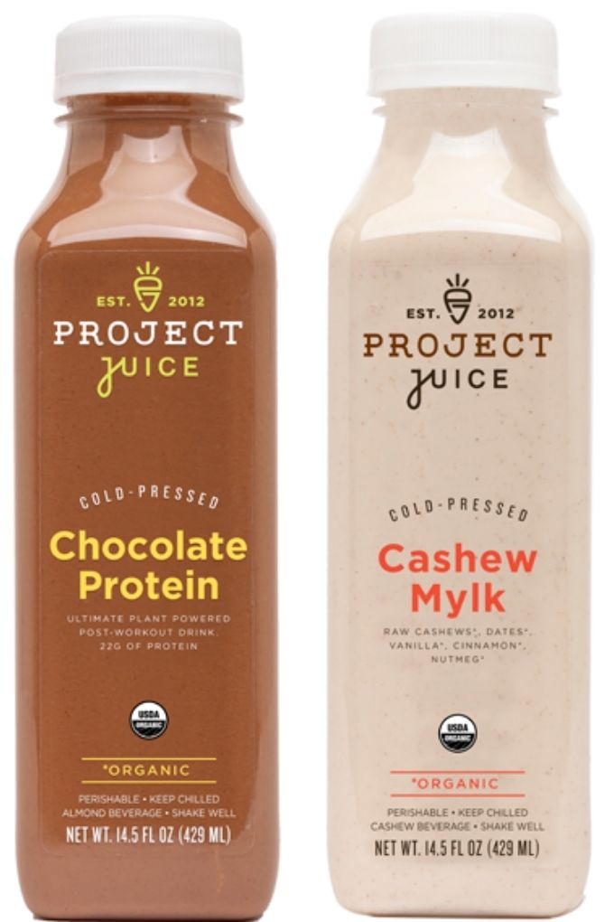 The Best Organic Smoothie Delivery Services Online: Project Juice Bottled Smoothies